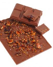 Млечен шоколад с нугатин Гайо - Chanson 95 гр