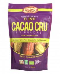 Био сурово какао на прах - 250 гр. ,  250 г