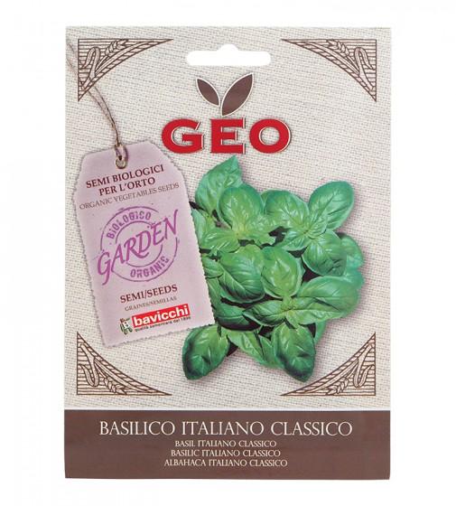 Био семена - Босилек сорт Italiano Classico - 7,5 гр., Bavicchi,  7.5 г