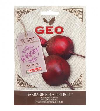 Organic Seeds - Beetroot Detroit - 8g