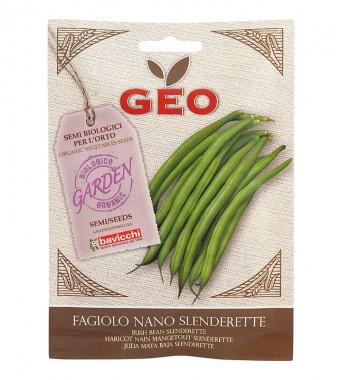Био семена - Нискостеблен фасул сорт Slenderette - 25гр.