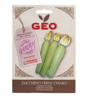 Био семена - Тиквички сорт Genovese - 7 гр.