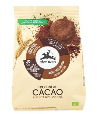 Био какаови бисквити с тръстикова захар - 250 г
