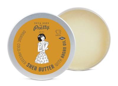 Shea Butter & Argan oil - 90 g