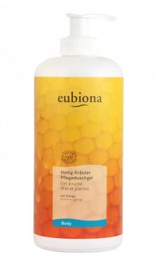 Honey & Herbs Caring Shower Gel – 500ml