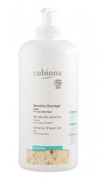 Sensitive Shower Gel – Oat – 200/500ml, Eubiona,  200 ml,  500 ml