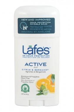 Натурален стик дезодорант Актив – 63 гр