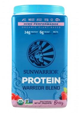 """Протеин """"Warrior Blend"""" - горски плодове - 750 г"""
