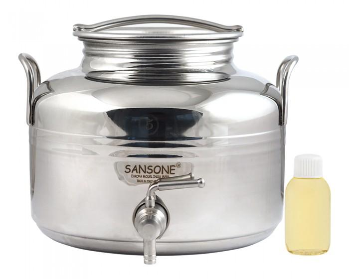 Organic Sweet Almond Oil - bulk