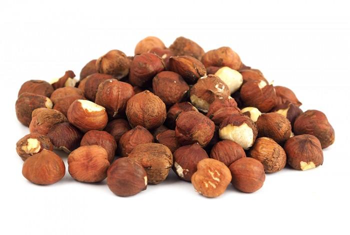 Organic Hazelnuts from Bulgaria - bulk ,  200 g