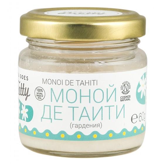 Monoi de Tahiti (Gardenia) - 60g, Zoya Goes Pretty ®,  60 g