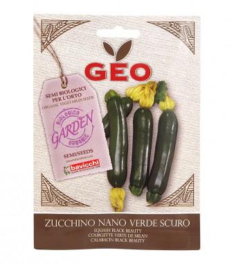 Био семена - Тиквички сорт Black Beauty - 7 гр.