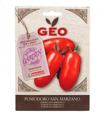 Био семена - Домати сорт San Marzano - 1гр.