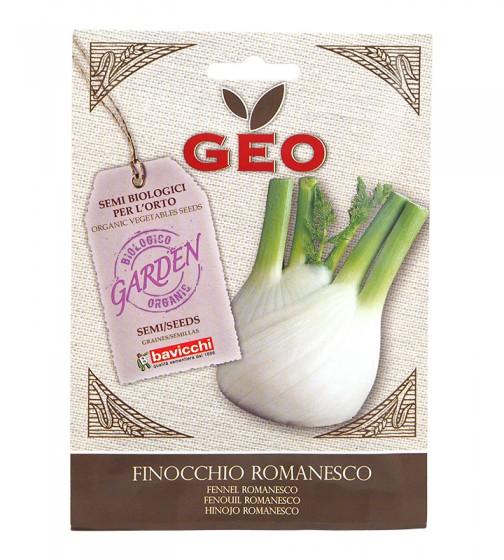Био семена - Резене (фенел) сорт Romanesco - 5 гр., Bavicchi,  5 г