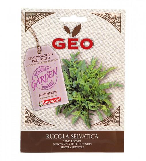 Био семена - Дива рукола - 1,5 гр., Bavicchi,  1.5 г