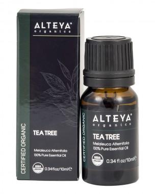 Organic Tea Tree Essential Oil - 10ml