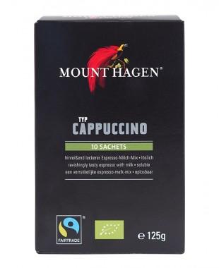 Organic Soluble Cappuccino - 10 Sachets