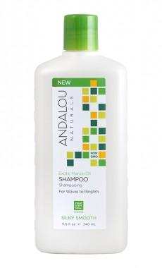 Exotic Marula Oil Silky Smooth Shampoo – 340ml