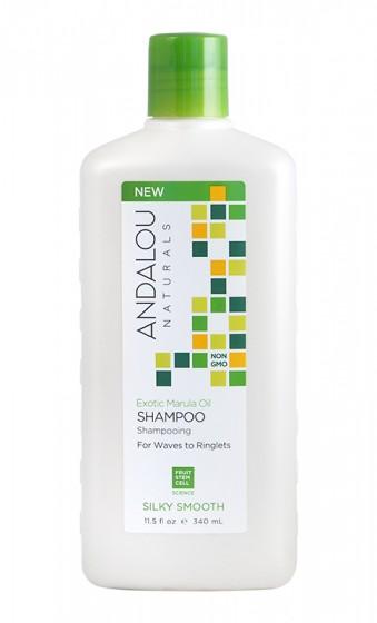 Шампоан за къдрава коса с масло от марула – 340 мл