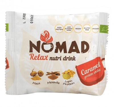 Relax - био разтворима протеинова напитка карамел