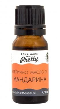 Етерично масло от мандарина - 10 мл