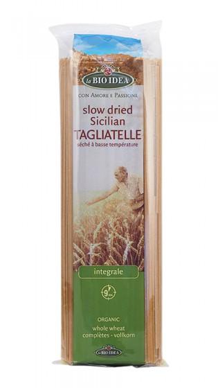 Organic Tagliatelle Wholewheat - 500g, La BIO IDEA,  500 g
