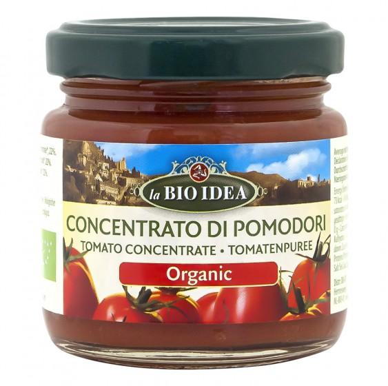 Био доматено пюре - 100 г, La BIO IDEA,  100 г