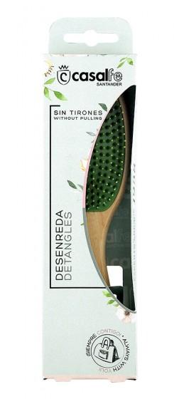 Малка дървена четка за коса Stin, CasalFe,  1 бр