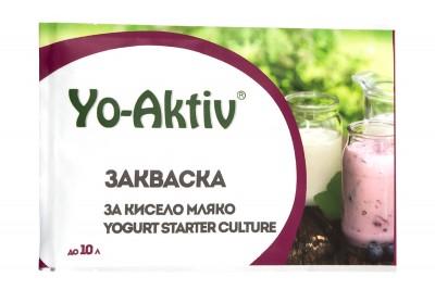 Starter Cultures for Homemade Yoghurt
