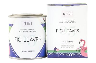 Ароматна свещ - Fig Leaves