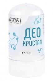 Crystal Deodorant - 60/120g, ZoyaBG ®,  60 g,  120 g