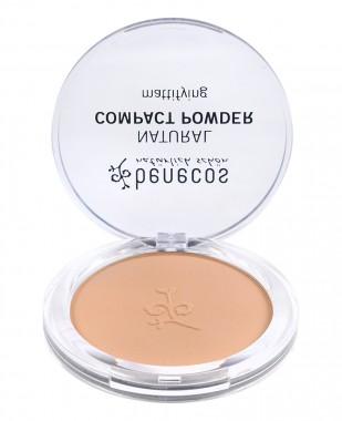 Natural Compact Powder - Sand - 9g