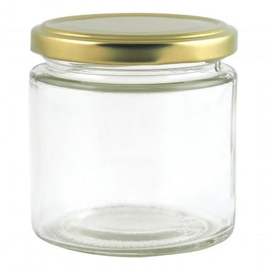 Стъклено бурканче - 246 мл