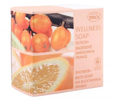 Сапун за душ и вана Облепиха и портокал – 200 гр