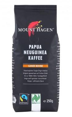 Био кафе на зърна Папуа Нова Гвинея - 250 г