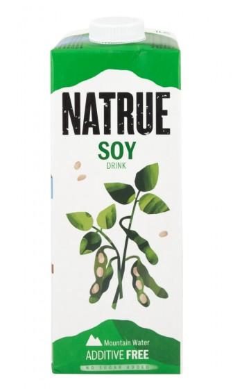 Соева напитка без добавена захар, Natrue,  1 Л