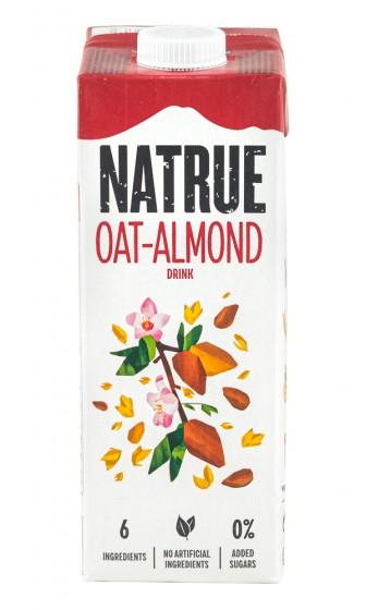 Овесена напитка с бадеми - 1 л, Natrue,  1 Л