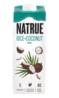 Оризова напитка с кокос - 1 л