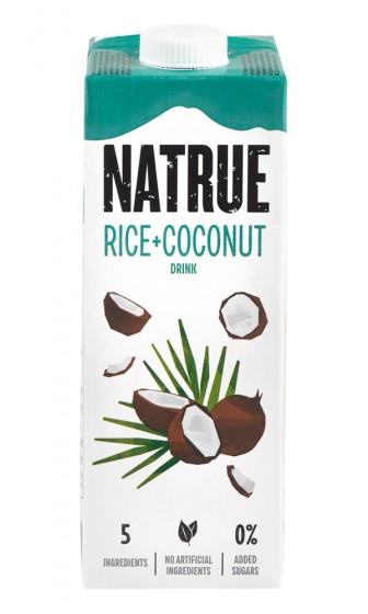 Оризова напитка с кокос - 1 л, Natrue,  1 Л