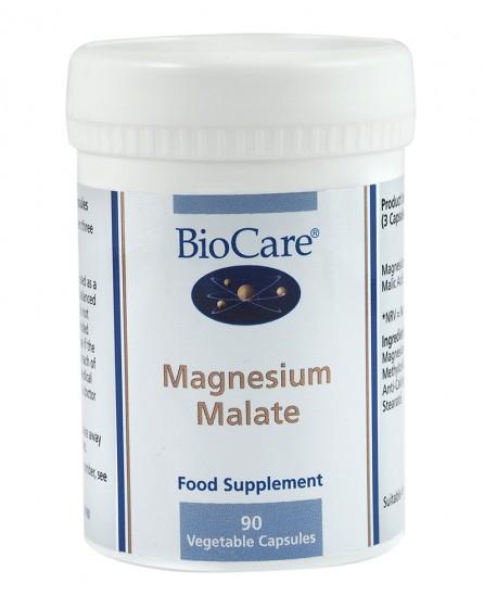 Магнезиев малат - 90 растителни капсули