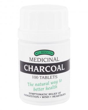 Активен въглен - 100 таблетки
