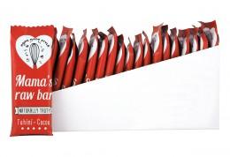 Суров бар Тахан и какао - 30 г, Mama's raw bar,  30 г