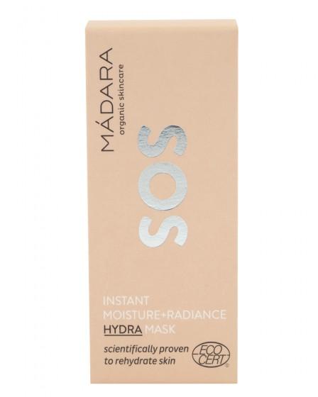 SOS Хидратираща маска за лице - 12.5 мл, Madara,  12.5 мл