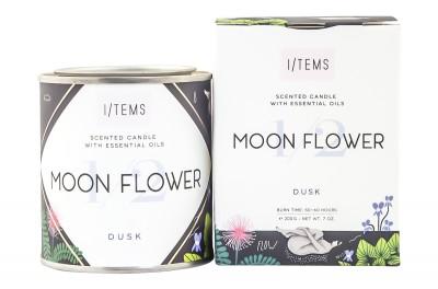 Ароматна свещ - Moon Flower