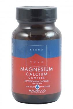 Магнезий - калций комплекс - 50 капсули