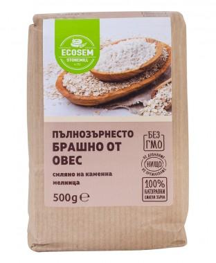Натурално овесено брашно - 500 г