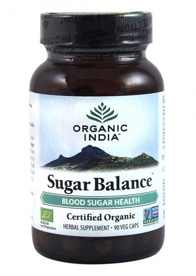 Баланс на захарта - био - 90 капсули,  90 бр