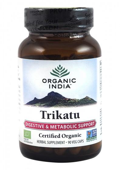 Трикату - био - 90 капсули, Organic India,  90 бр