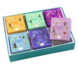 Колекция био чай Wellness - 48 пакетчета/6 вида,  48 бр