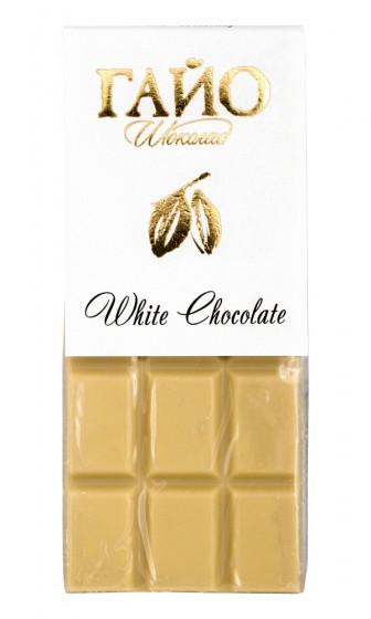 Бял млечен шоколад - 40 г, Gaillot Chocolate,  40 г